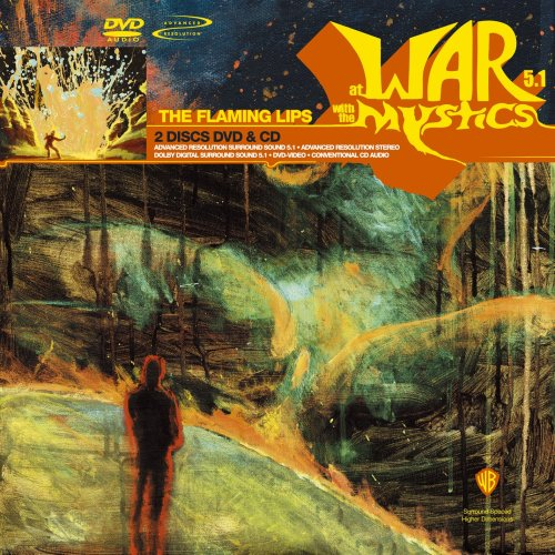 The Flaming Lips The W.A.N.D. cover art