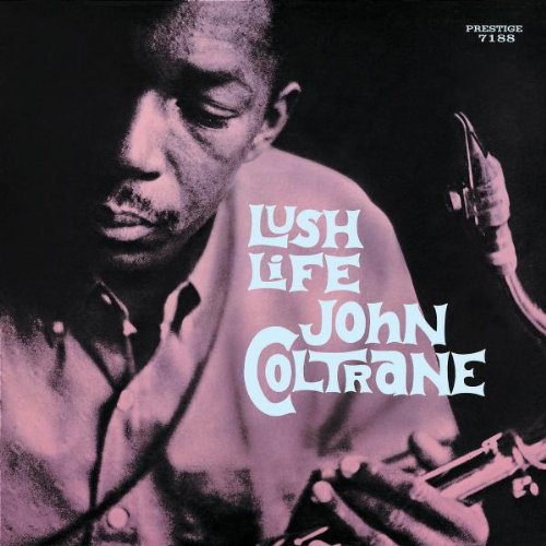 John Coltrane Lush Life cover art