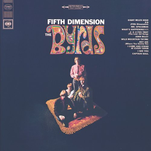The Byrds Eight Miles High cover art
