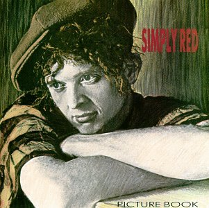 Simply Red Holding Back The Years cover art