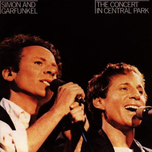Simon & Garfunkel Slip Slidin' Away cover art