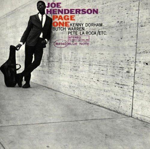Joe Henderson Recorda Me cover art