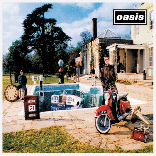 Oasis All Around The World (Reprise) cover art