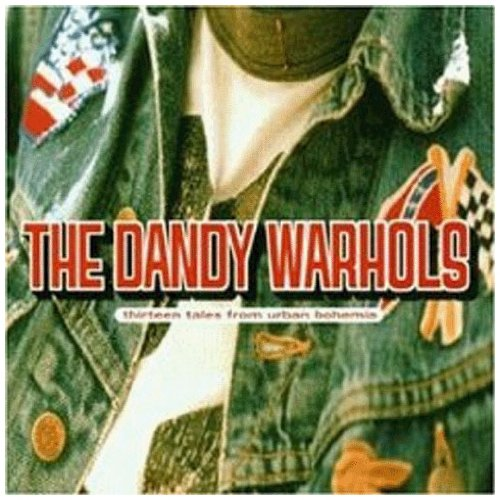 The Dandy Warhols Get Off cover art