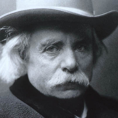 Edvard Grieg Morning cover art