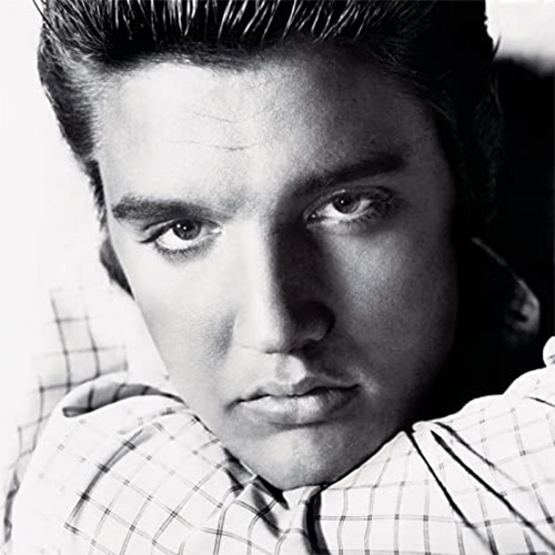 Elvis Presley I Want You, I Need You, I Love You cover art