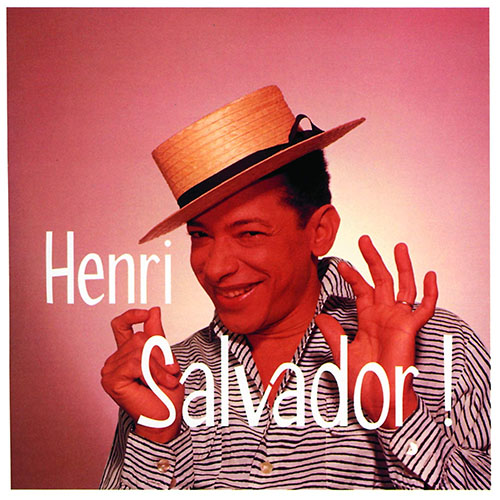 Henri Salvador Qu'est Ce Qu'on Est Bien Dans Son Bain cover art