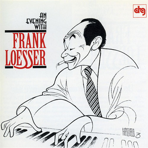 Frank Loesser What Are You Doing New Year's Eve? cover art