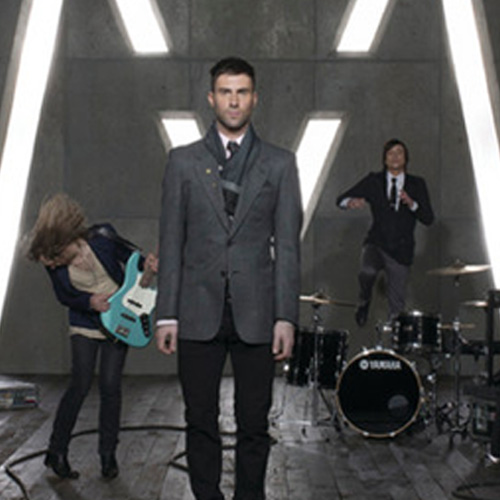 Maroon 5 Come Away To The Water cover art