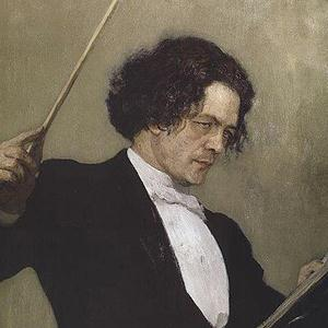 Anton Rubinstein Melody In F cover art