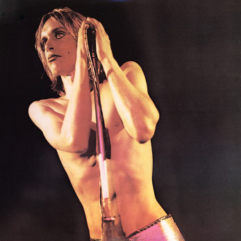 Iggy & The Stooges Raw Power cover art