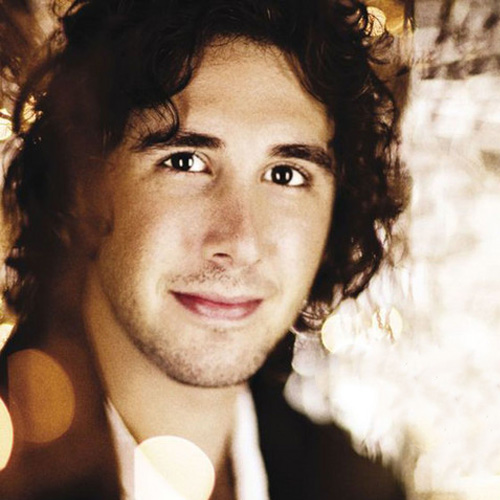 Josh Groban partituras