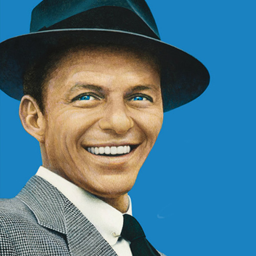 Frank Sinatra We Wish You The Merriest cover art