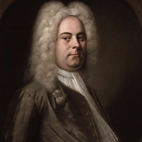 George Frideric Handel Passacaille cover art