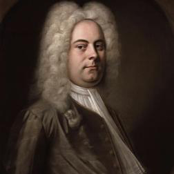 George Frideric Handel Sarabande (from Harpsichord Suite in D Minor) cover art