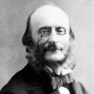 Jacques Offenbach Barcarolle cover art