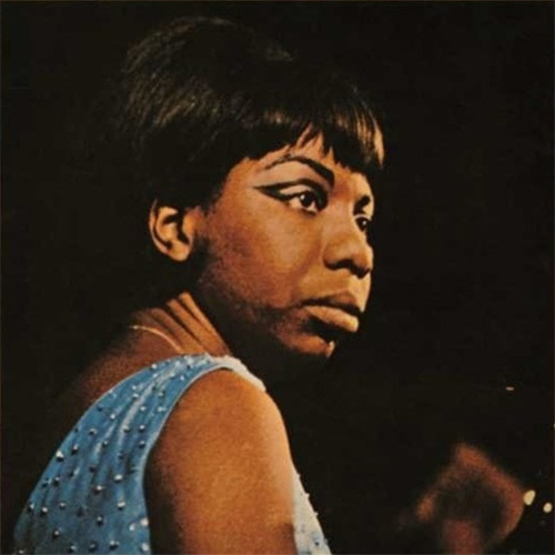 Nina Simone I Loves You, Porgy cover art