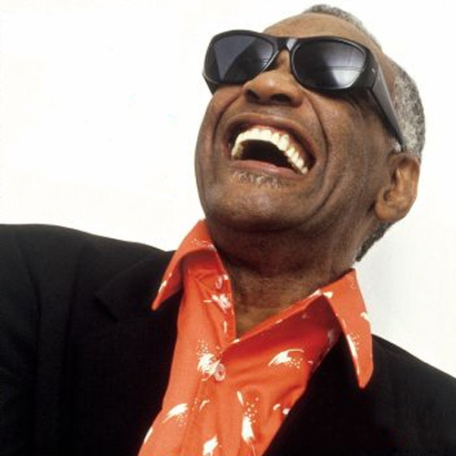 Ray Charles Cryin' Time cover art