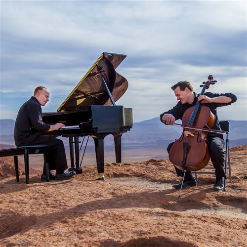 The Piano Guys Holding On cover art