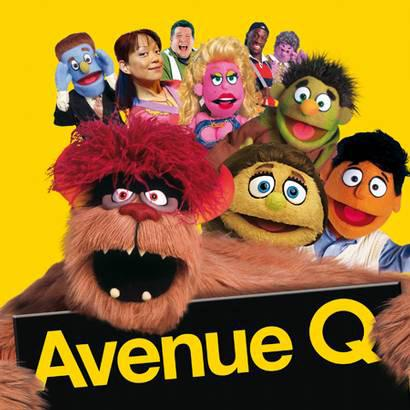 Avenue Q I'm Not Wearing Underwear Today cover art