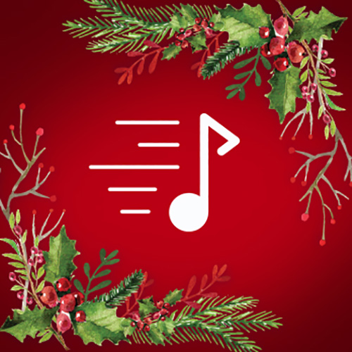 Christmas Carol A Merry Christmas (jazzy arrangement) cover art