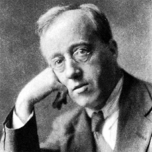 Gustav Holst In The Bleak Midwinter cover art