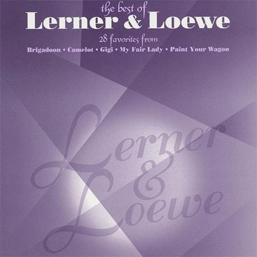 Lerner & Loewe I Could Have Danced All Night cover art