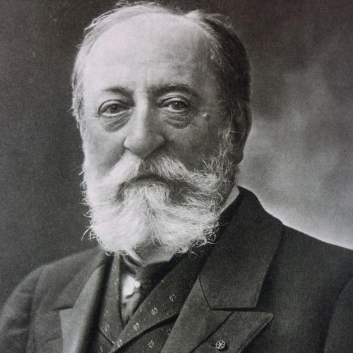 Camille Saint-Saëns The Swan (Le Cygne) cover art