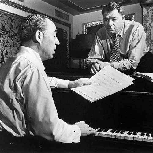 Rodgers & Hammerstein Everybody's Got A Home But Me cover art