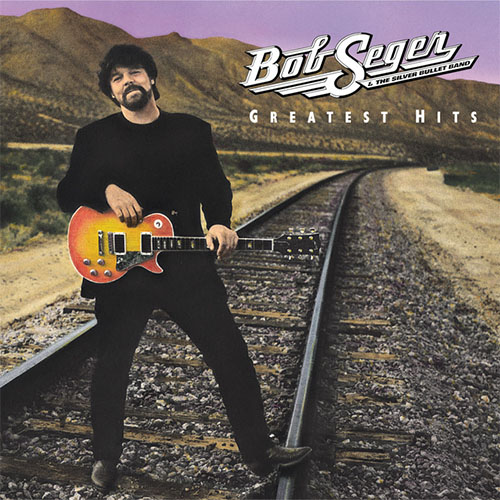Bob Seger Travelin' Man cover art