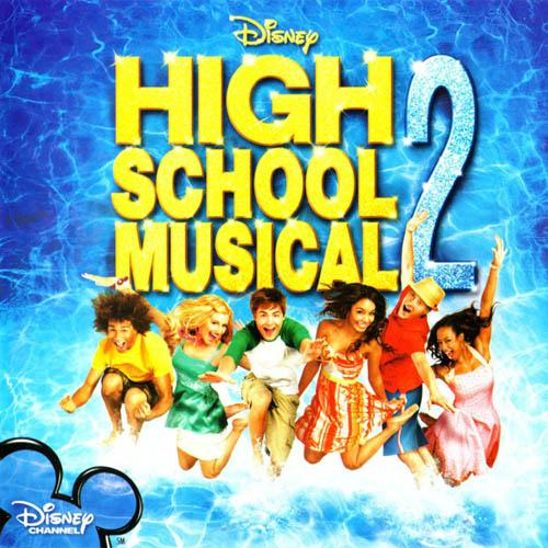 High School Musical 2 Everyday cover art