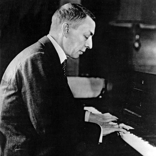 Sergei Rachmaninoff Piano Concerto No. 2 cover art