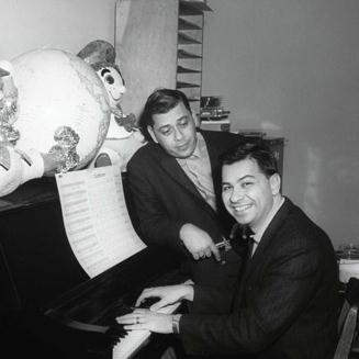 Sherman Brothers Feed The Birds cover art
