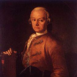 Leopold Mozart Minuet cover art