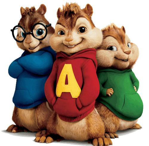 Alvin And The Chipmunks Ain't No Party cover art
