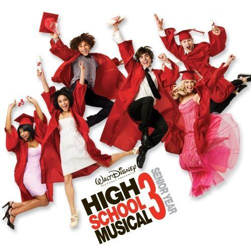 High School Musical 3 We're All In This Together (Graduation Version) cover art