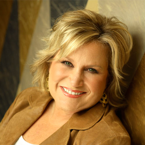 Sandi Patty In The Name Of The Lord cover art