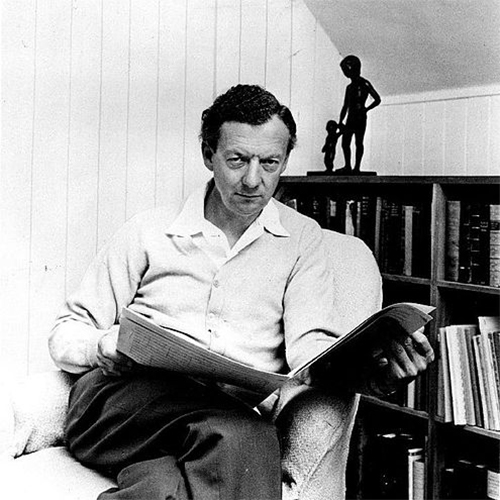 Benjamin Britten We Sing To Him cover art