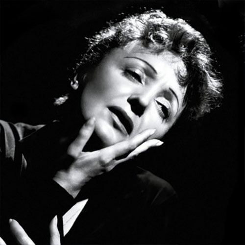 Edith Piaf L'Accordeoniste cover art