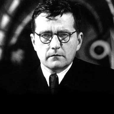 Dmitri Shostakovich Birthday cover art