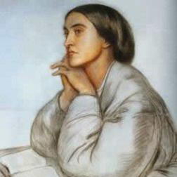 Christina Rossetti Rest cover art