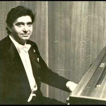 Antonio Baciero Sonata En Si Bemol cover art