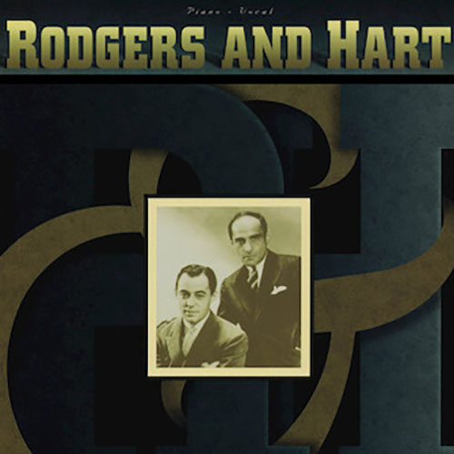 Rodgers & Hart Dancing On The Ceiling cover art
