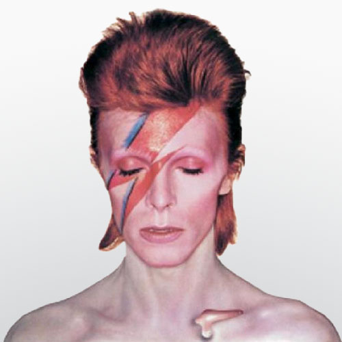 David Bowie Noten