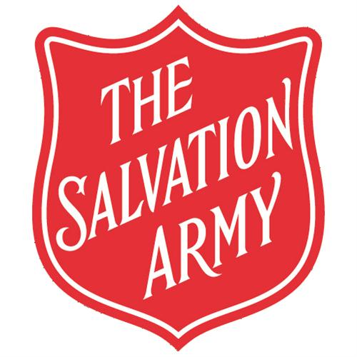 The Salvation Army So We'll Lift Up The Banner cover art