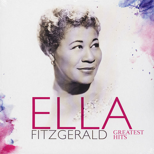 Ella Fitzgerald Tain't What You Do cover art