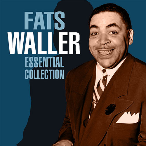 Fats Waller Honeysuckle Rose cover art
