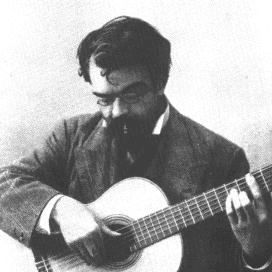 Francisco Tárrega Malagueña cover art