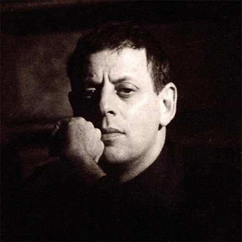 Philip Glass Orphée Suite For Piano, I. The Café, Act I, Scene 1 cover art