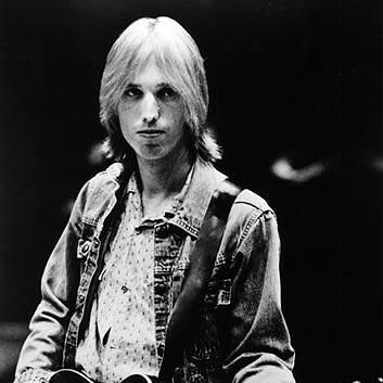 Tom Petty Learning To Fly cover art